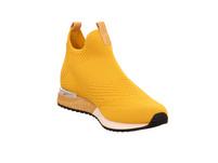 La Strada Damen 1805836-4582 Gelbe Textil Sneaker