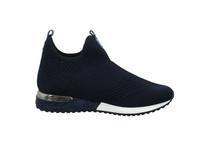 La Strada Damen 1815836-4560 Blauer Textil Sneaker