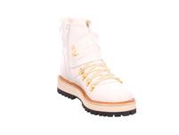Fantasy Damen 11286/A Weiße Lackleder Winterboots