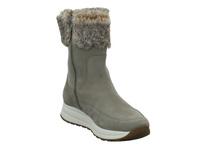 Gabor Damen 33-772-13 Beigefarbener Leder/Textil Winterstiefel