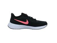 Nike Kinder Revolution 5 Schwarze Textil Sneaker
