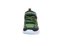 Skechers Kinder S Lights Vortex Flash Multicolorfarbener Textil Sneaker
