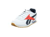 Reebok Kinder Royal CL Jog 2 Weißer Synthetik Sneaker