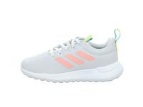 Adidas Kinder Lite Racer CLN Grauer Textil Sneaker