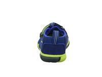 Keen Kinder Seacamp II Blau-Grün Kombinierte Textil Sandale