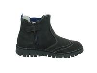 Primigi Kinder 2385844 Grauer Leder/Textil Boot