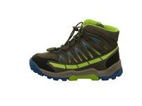 Lurchi Kinder Tristan Graue Textil/Synthetik Boots