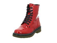 Bullboxer Kinder AOL501E6LG-CHILL Roter Lackleder Boot