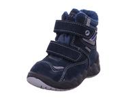 Primigi Kinder 2378511 Blaue Leder/Textil Winterboots