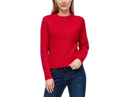 Raglan-Pullover aus Strick - Strickpullover