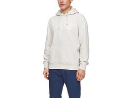 Hoodie mit Frontprint - Sweatshirt