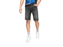 Regular Fit: Jeans-Bermuda - Denim-Bermuda