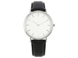 Uhr - Classic Black