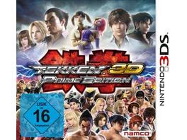 Nintendo Tekken 3D Prime Edition