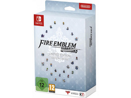 Tecmo Fire Emblem Warriors Limited Edition