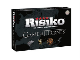 Game of Thrones - Brettspiel Risiko Collector's Edition Englisch