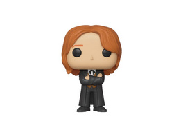 Harry Potter - POP!-Vinyl Figur Weihnachtsball Fred Weasley