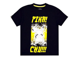 Pokémon - T-Shirt PIKA - CHU Größe - S