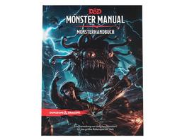 Dungeons & Dragons Monsterhandbuch (Deutsche Version)