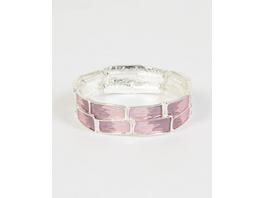 Armband mit rechteckigen Elementen