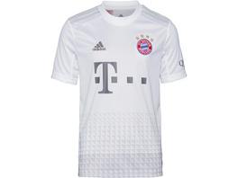 adidas FC Bayern München 19/20 Auswärts Fußballtrikot Kinder
