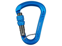LACD Belay HMS Screw Karabiner