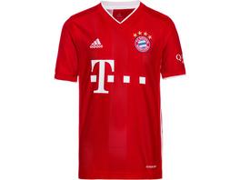 adidas FC Bayern 20/21 Heim Fußballtrikot Kinder