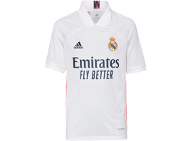 adidas Real Madrid 20-21 Heim Trikot Kinder