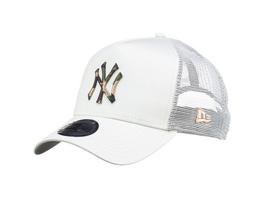 New Era A-Frame Trucker New York Yankees Cap