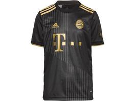 adidas FC Bayern 21-22 Auswärts Trikot Kinder
