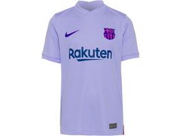 Nike FC Barcelona 21-22 Auswärts Trikot Kinder