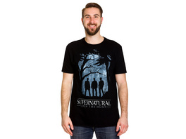 Supernatural - Demon Hunters T-Shirt schwarz
