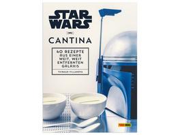 Star Wars - Cantina Kochbuch