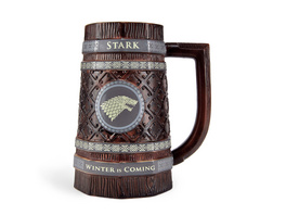 Game of Thrones - Stark Wappen Krug