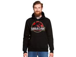Jurassic Park - Movie Logo Hoodie schwarz
