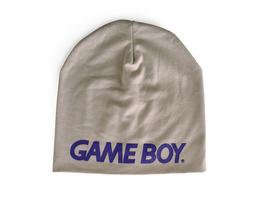 Nintendo - Game Boy Beanie grau