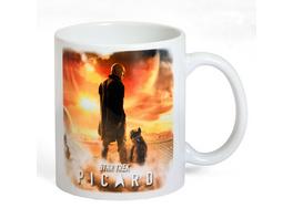 Star Trek - Picard Poster Tasse