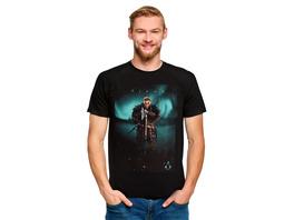 Assassins Creed - Eivor Valhalla T-Shirt schwarz