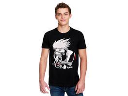 Naruto - Kakashi Hatake T-Shirt schwarz