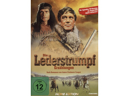 Die Lederstrumpf Erzählungen  [2 DVDs]