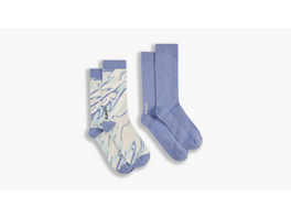 Levi's Regular Cut Socks - 2 Pack