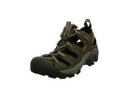Keen Herren Arroyo II Grüne Leder/Textiil Sneaker