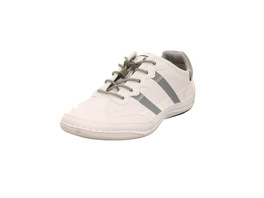 Bugatti Herren Canario Weiße Synthetik Sneaker