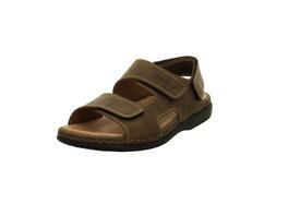 Rieker Herren 25558-25 Braune Glattleder Sandale