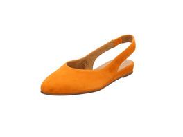 Tamaris Damen 29406-606 Oranger Veloursleder Sling