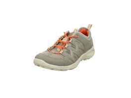 Ecco Damen Terracruise Graue Synthetik/Textil Sneaker