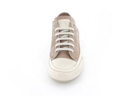 Carmela Damen 67592 PIEL Brauner Glattleder Sneaker