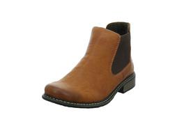 Rieker Damen Z4994-24 Brauner Synthetik Boot