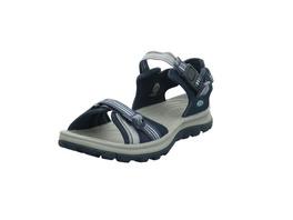 Keen Damen Terradora 2 Open Toe Blaue Synthetik/Textil Outdoor Sandale