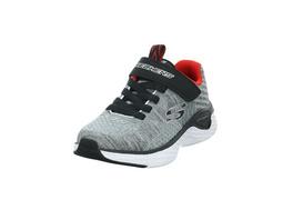 Skechers Kinder Solar Fuse Speed Grauer Synthetik/Textil Sneaker